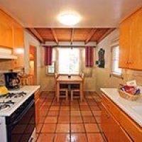 #6 kitchen in Blue Iguana Inn in Ojai, California
