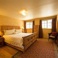 #3 bedroom in Blue Iguana Inn in Ojai, California
