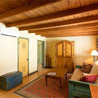 #3 bedroom in Blue Iguana Inn in Ojai, California