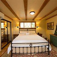 #8 Room in Blue Iguana Inn in Ojai, California