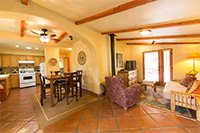Casa Alegre vacation rental at Blue Iguana Inn in Ojai, California