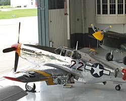 P-51 Mustang Flight Corporation - Photo by Greg Goebel