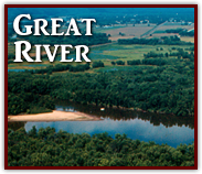 Great River Day Tour in Southwest Wisconsin