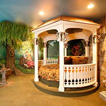 Black Swan Garden Suite in Black Swann Inn in Pocatello, Idaho