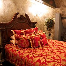 Romeo & Juliet Suite II in Black Swan Inn in Pocatello, Idaho