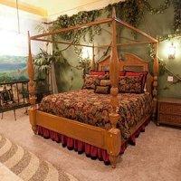 Rio de Janeiro Room in Destinations Inn in Pocatello, Idaho