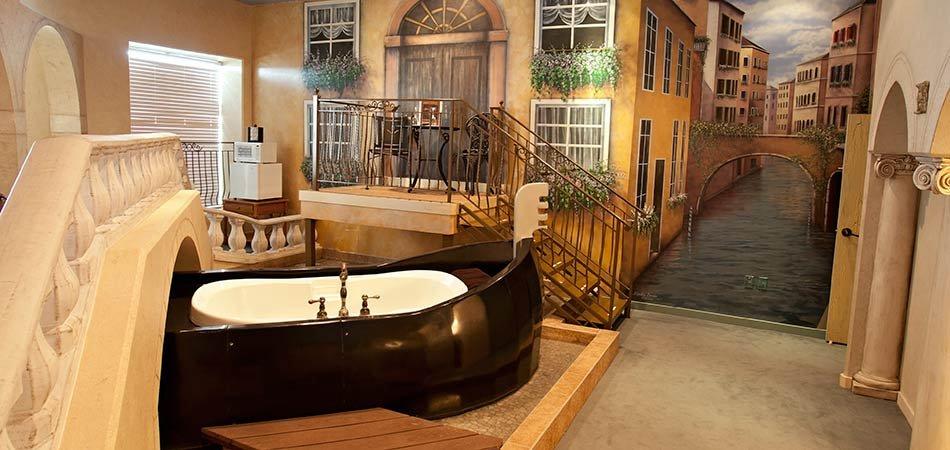 Venice - Destinations Inn - Among the Best Idaho Falls Attractions