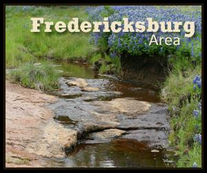 Fredericksburg, Texas Area Near Tonkawaya Ranch