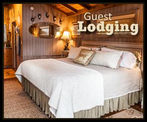 Guest Rooms at Tonkawaya Ranch in Fredericksburg, Texas