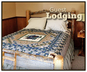 Guest Rooms at The Dutch Oven Inn in Star Valley, Wyoming