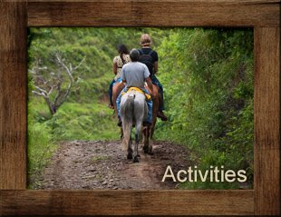 Activities at Hannagan Meadow Lodge in Alpine, Arizona