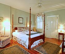 Room 3at Cannonboro Inn in Charleston