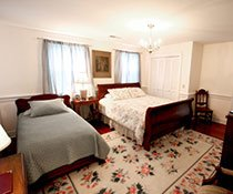Guest House Room 2 at The Canoonboro Inn in Charleston, South Carolina