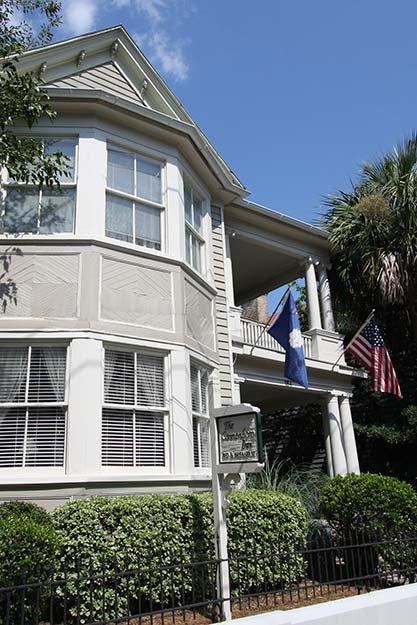 Cannonboro Inn in Charleston, South Carolina