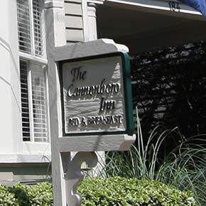 Policies of Cannonboro Inn in Charleston, South Carolina