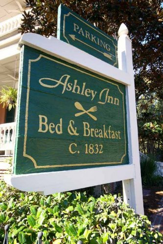 Ashley Inn in Charleston, South Carolina