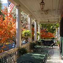 Ashley Inn in Charleston, South Carolina