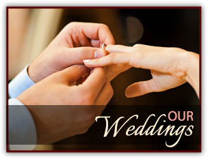 Weddings at Whispering Pines Inn in Norman, Oklahoma