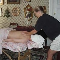 Massage at Lockheart Gables in Fort Worth, Texas