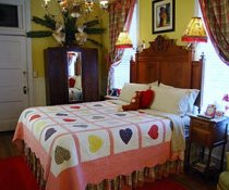 Lockheart Gables Bed and Breakfast in Fort Worth, Texas
