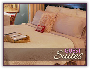 Guest Rooms at Lockheart Gables