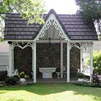 Chapel at Lockheart Gables in Fort Worth, Texas