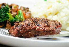 Steak restaurants near Bass and Baskets in Lake Ozark, MO