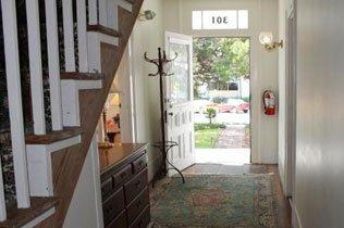 Door to Beaufort Present and Past