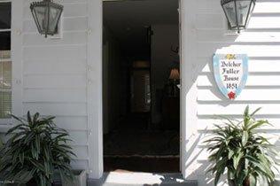 Historical Belcher-Fuller House