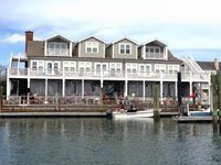 Boardwalk Cafe in Beaufort, NC