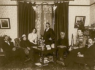 Historic Family Photo of the Edwards family in Vancouver, British Columbia