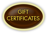 Gift Certificates at Reflections Inn