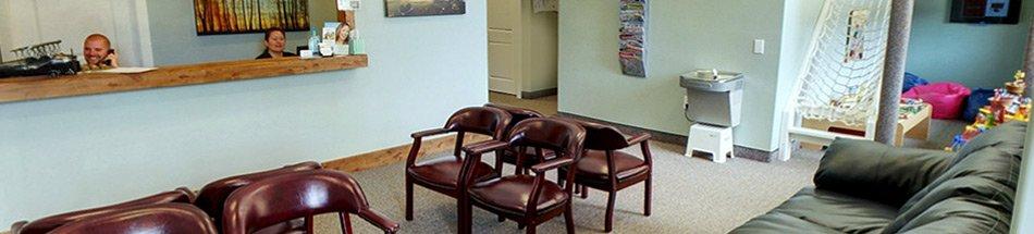 Salem Smiles Waiting Room