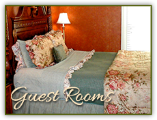 Guest Rooms at Walnut Street Inn in Springfield, Missouri