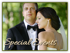 Special Events at Walnut Street Inn in Springfield, Missouri
