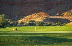 Coral Cliffs Golf Course in Kanab, Utah