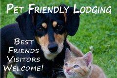 Pet Friendly Lodging at Treasure Trails Hotel Kanab Utah
