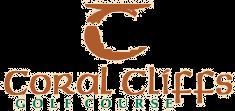 Coral Cliffs Golf Course Logo