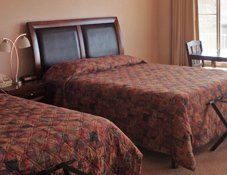 Guest Rooms at Treasure Trail Motel in Kanab, Utah