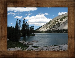 Meadow Lake in Salmon ID