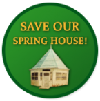 Save Our Spring House at Healing Springs