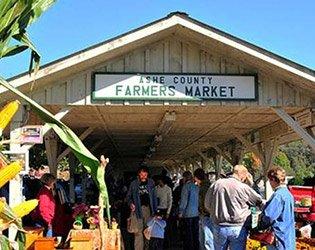 Ashe County Farmer's Market