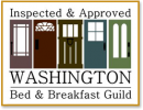 Washington Bed and Breakfast Guild Logo