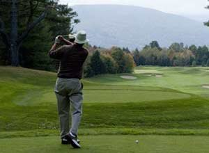 Country Club of Vermont near Butler House Stowe in VT