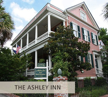 The Ashley Inn in Charleston South Carollina