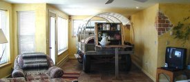 Chuck Wagon Bed: Cody, Wyoming Lodging