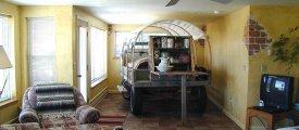 Chuck Wagon Bed: Cody, Wyoming Lodging