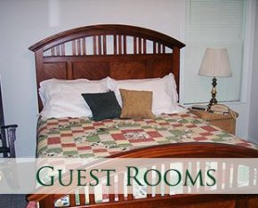 Guest Rooms at Columbus Street Inn in Fayette, Alabama