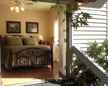 Barkley-Hayward Cottage at Rosehaven Cottages in Little Rock, AR