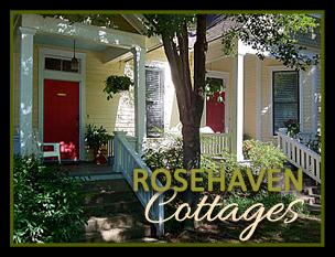 Rosehaven Cottages in Little Rock, Arkansas